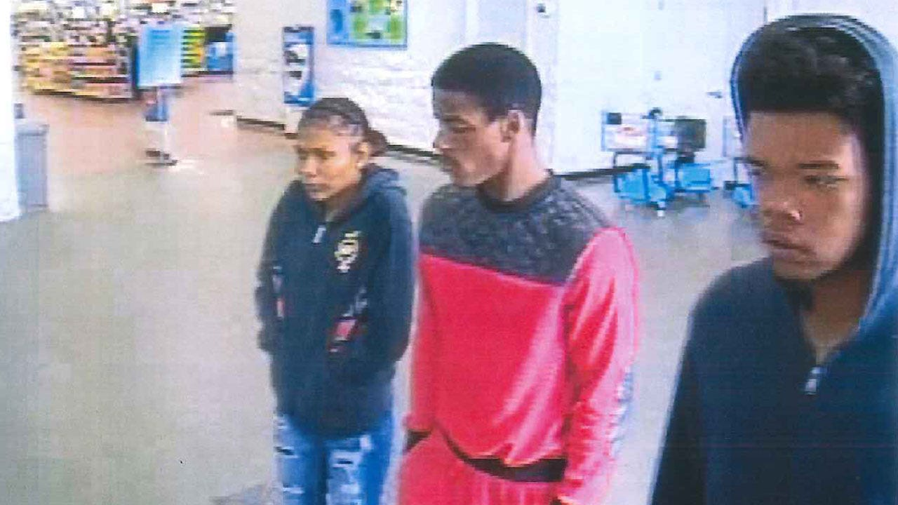 3 Persons Of Interest In Chickasha Auto Burglaries Sought