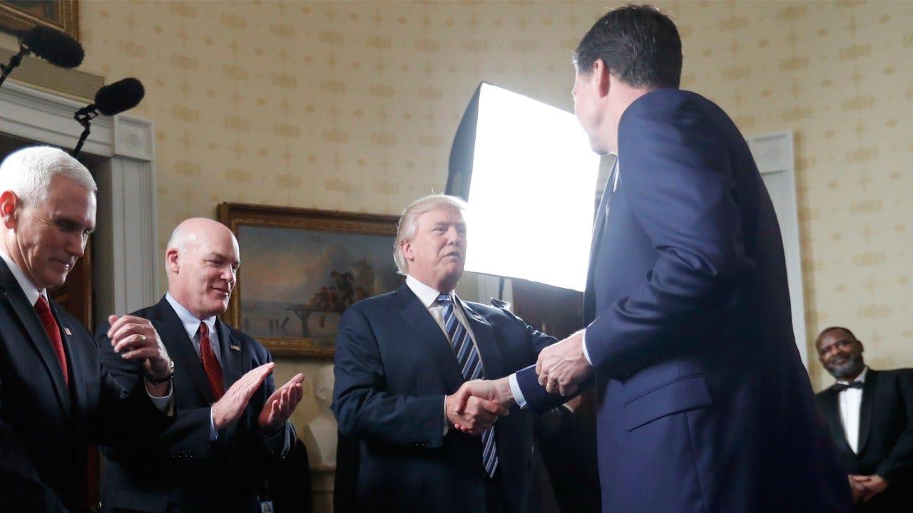 OK Legislators Respond To Trump's Firing Of Comey