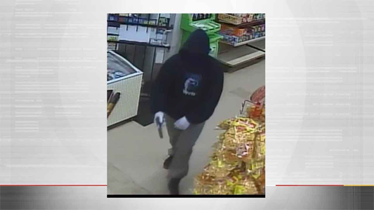 Police Search For Suspect, Believed To Be Connected To 2 Armed Robberies