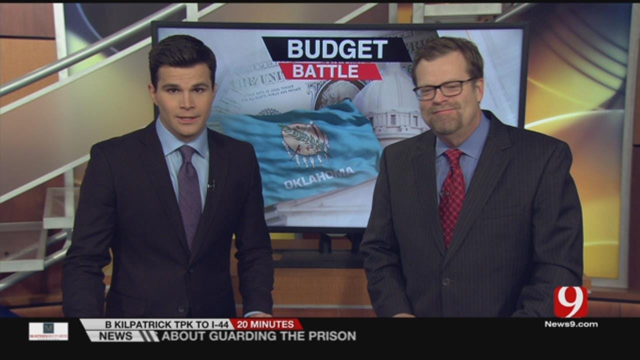 Scott Mitchell Breaks Down The Budget Countdown