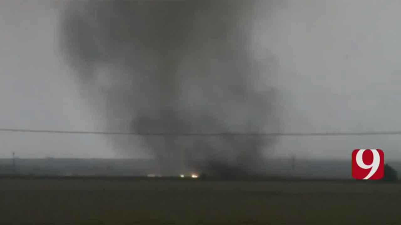Tornadoes Touch Down In SW Oklahoma