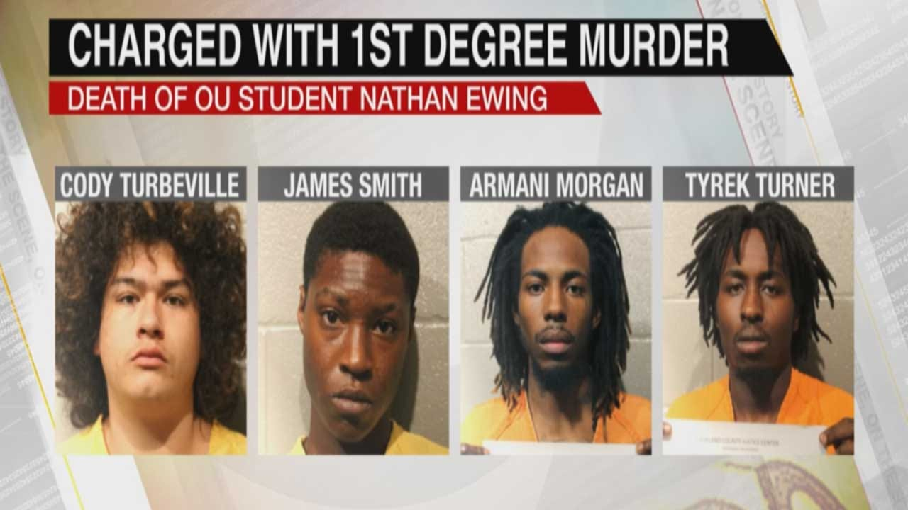Bond Set For Four Accused In Killing Of OU Student
