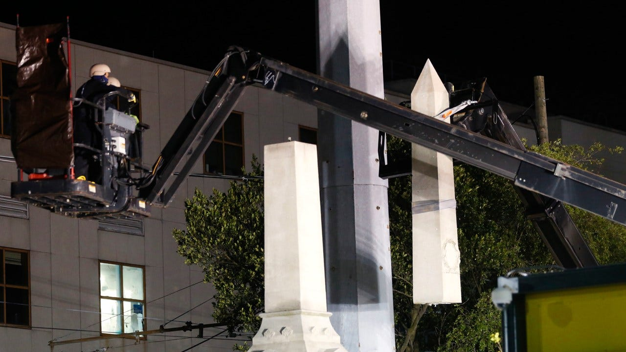 Judge Denies Request To Halt Removal Of New Orleans Confederate Statue