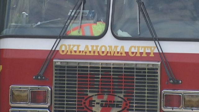 OKC Firefighters Seek Online Donations After Anti-Panhandling Law