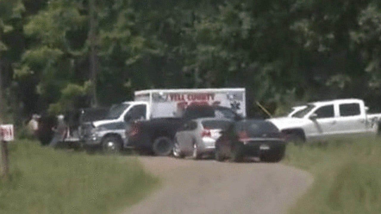 Hostage Standoff Ends After 3 Killed, Including Deputy, In Arkansas