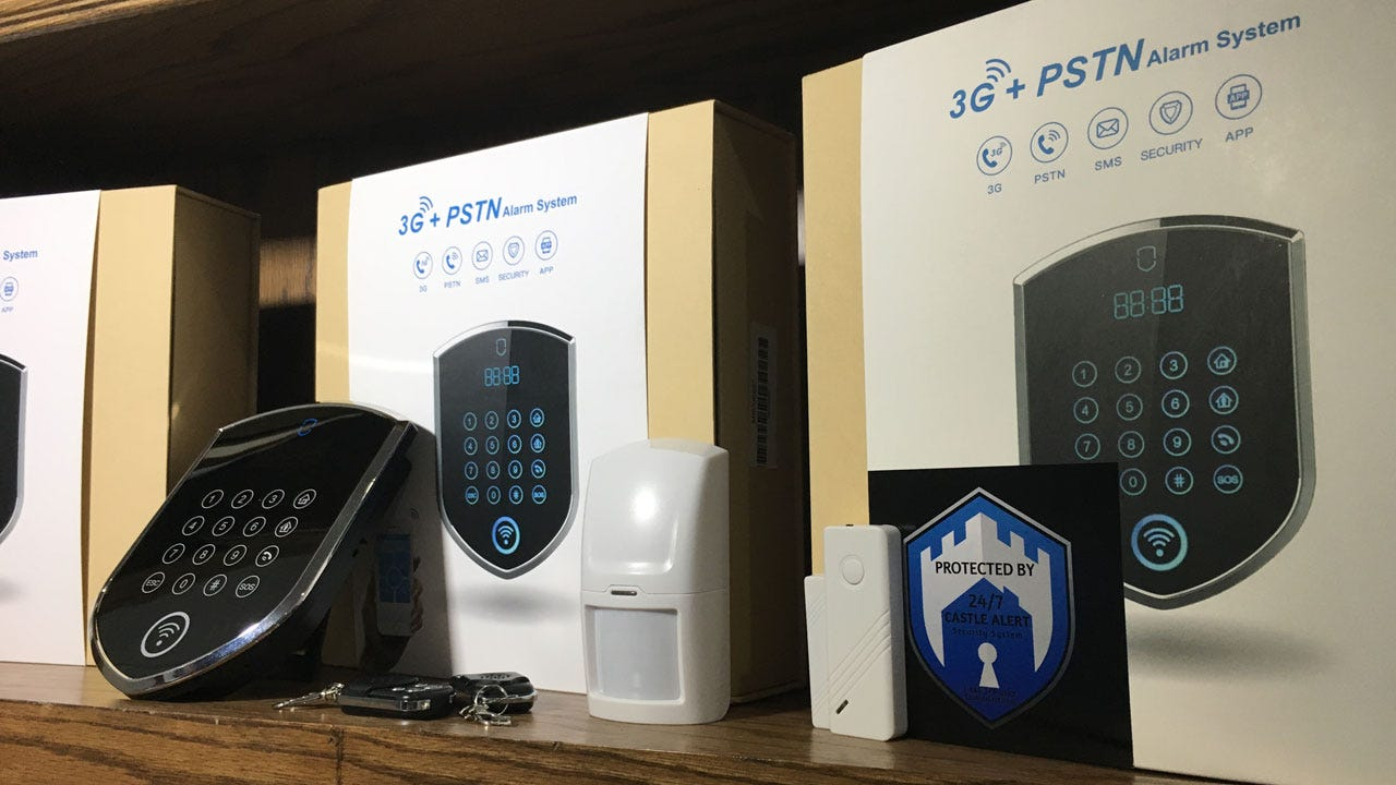 Security Systems Donated To OKC Domestic Violence Victims