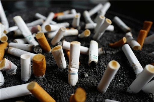 Cigarette Tax Fails To Pass In The Oklahoma House