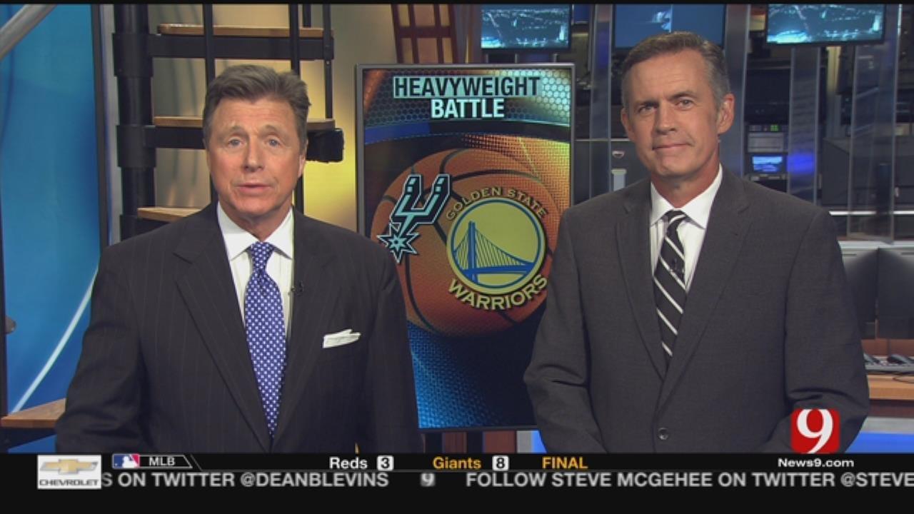 Oklahoma Ford Sports Blitz: May 14, 2017