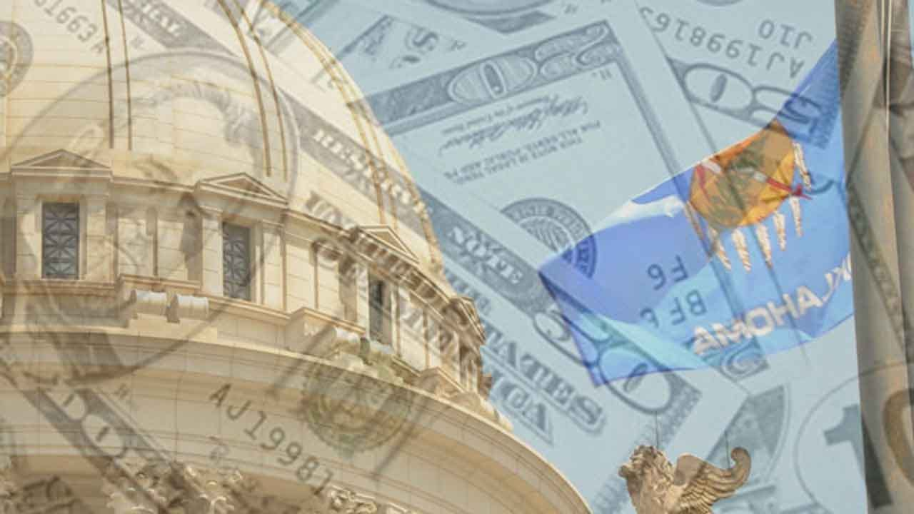 Oklahoma Senate Passes $510M Budget Plan