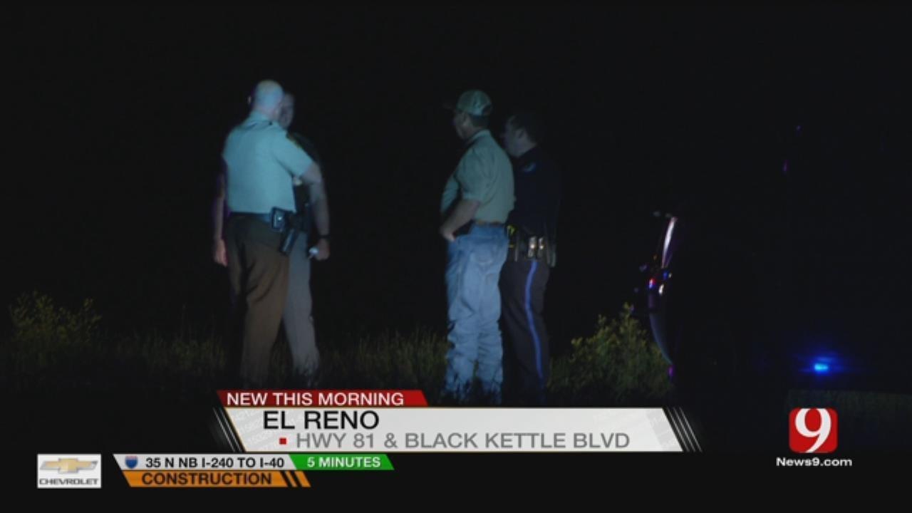 Pedestrian Dies After Being Hit By Car Near El Reno Casino