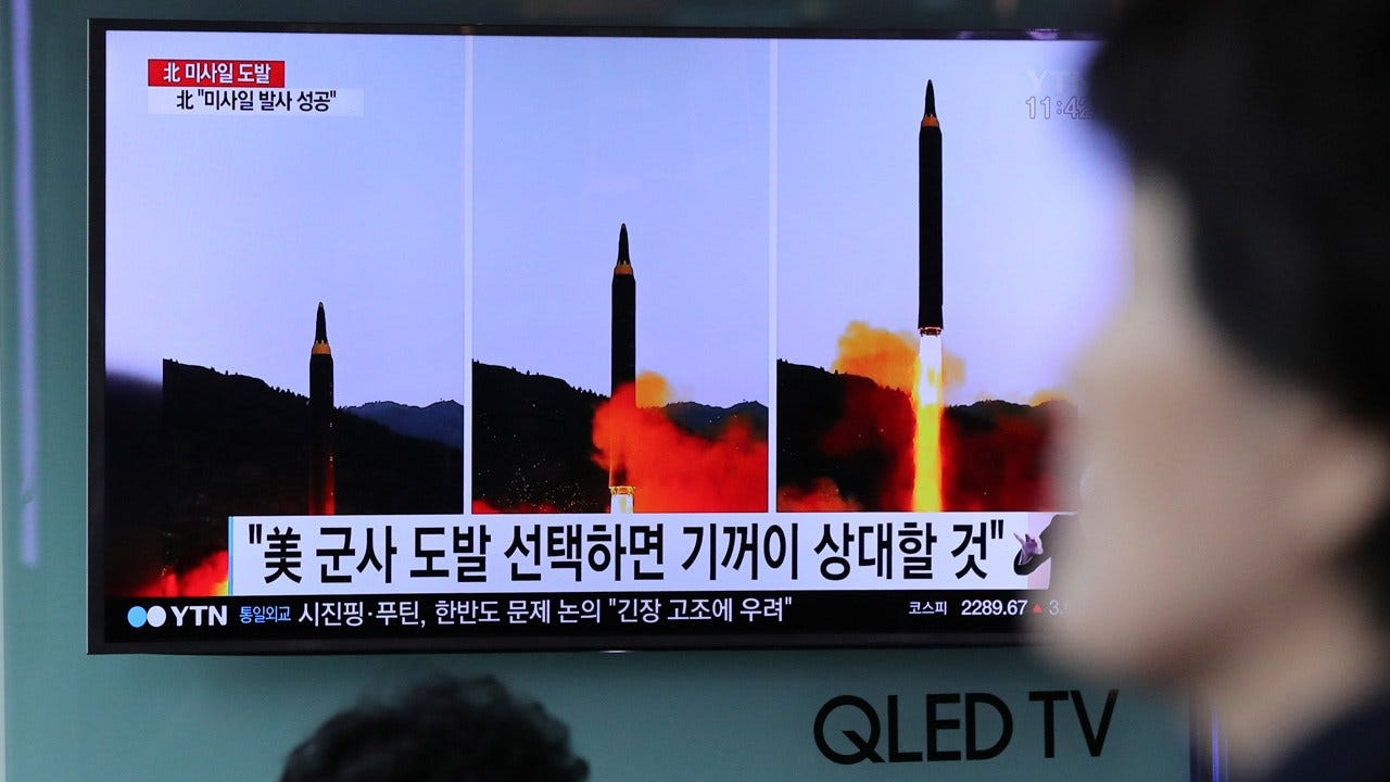 Several Nations Request Urgent Consultations On North Korea