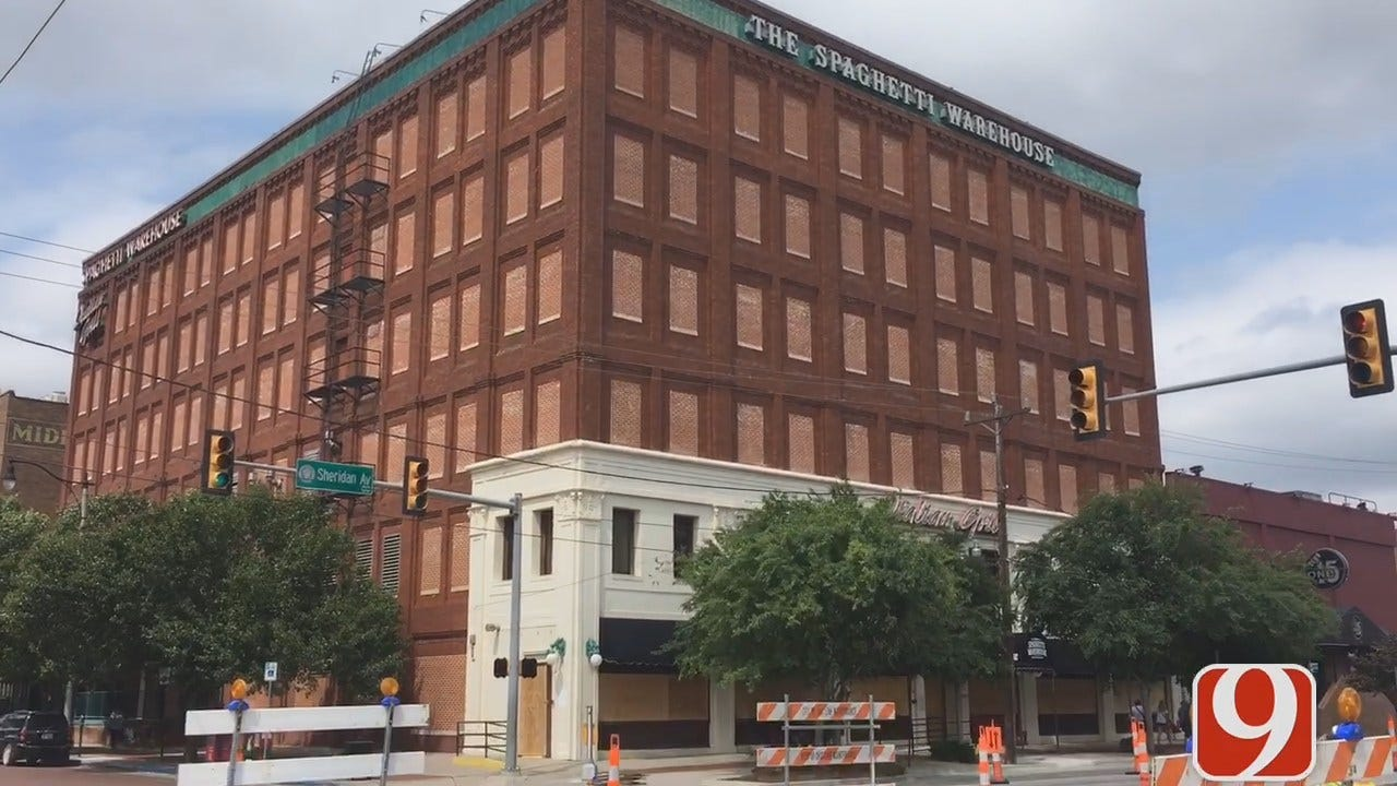 Intrigue Surrounds Iconic Bricktown Building
