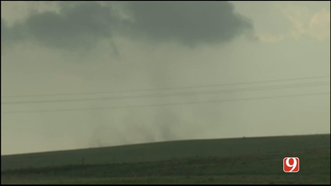 Tornado Spotted In Rural Beaver County
