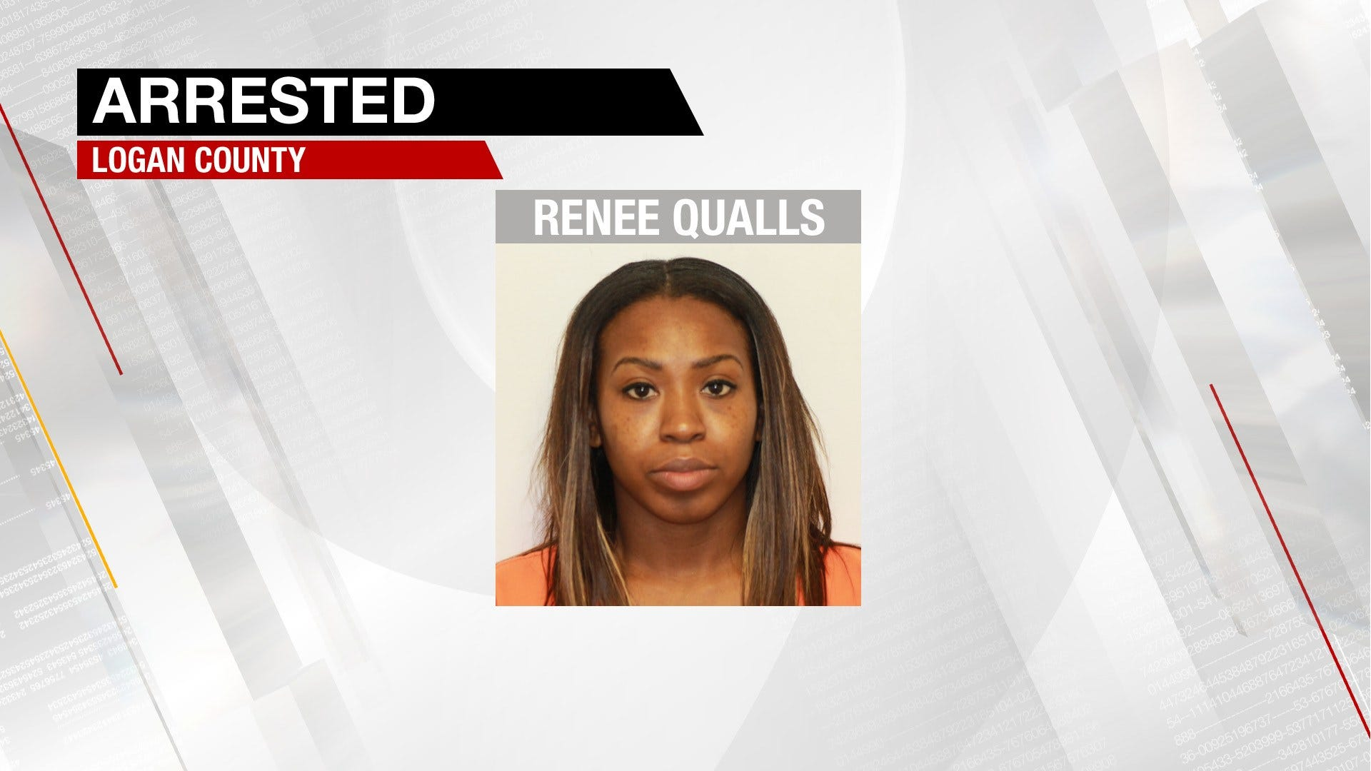 Woman Arrested In Logan County For Abandoning 15-Year-Old Daughter On Side Of I-35