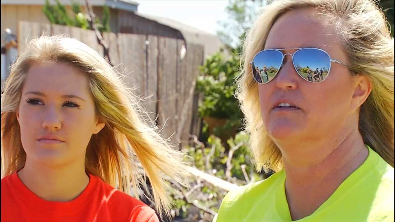 Couple Recalls Taking Cover As Elk City Tornado Tore Through Neighborhood