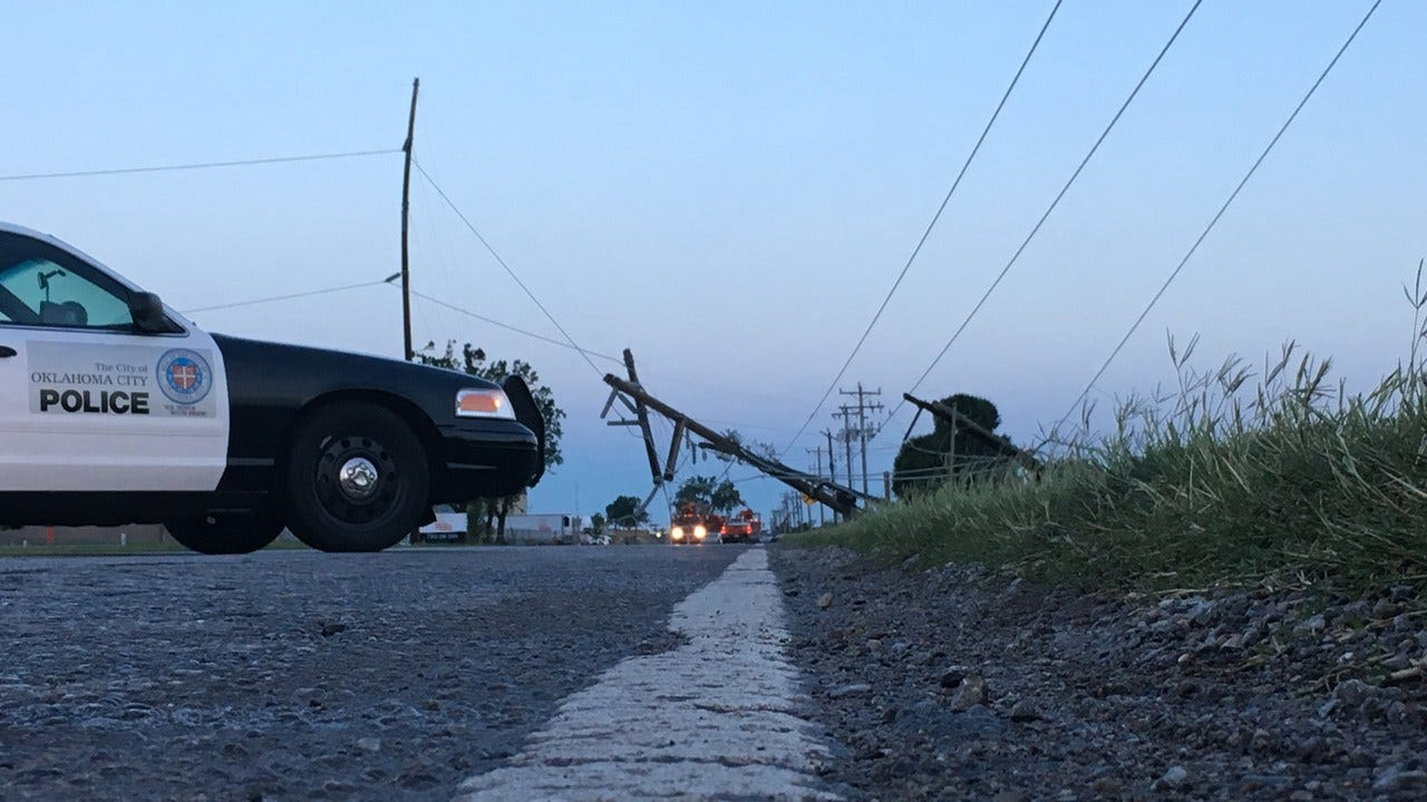 OKC Sustains Damage To Water Pump Station, Power Lines