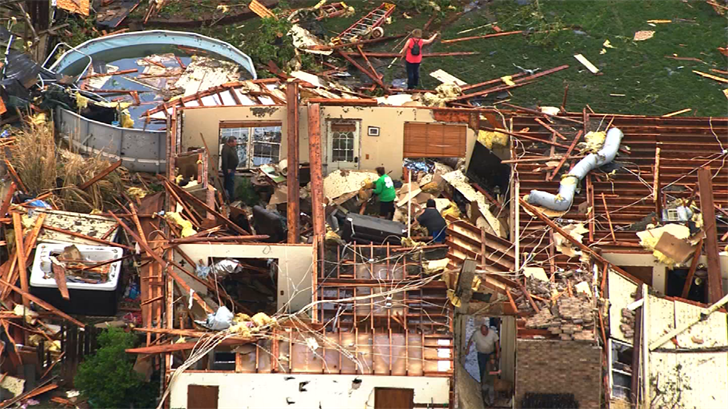 Shelters Available For Tornado Victims