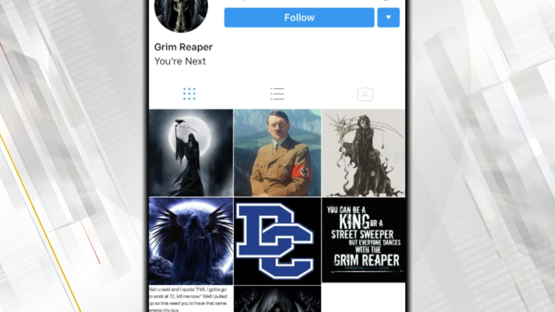 Social Media Threat Earns High Police Presence At Deer Creek HS Today