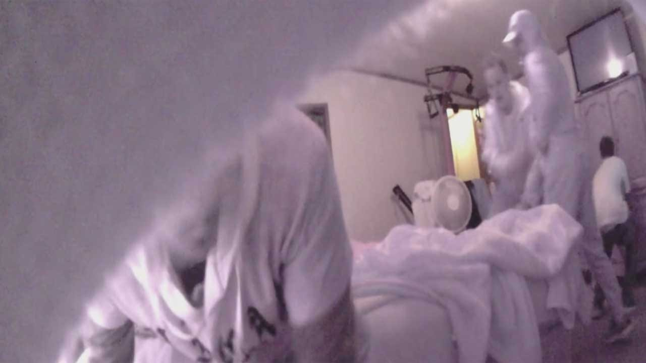 Stillwater Homeowner Captures Burglars On Hidden Camera