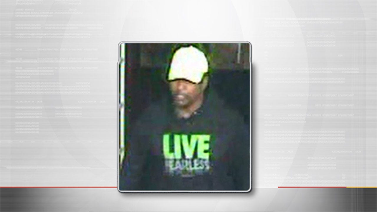 Suspect Sought In Theft Of Underwear, Other Items From OKC Target