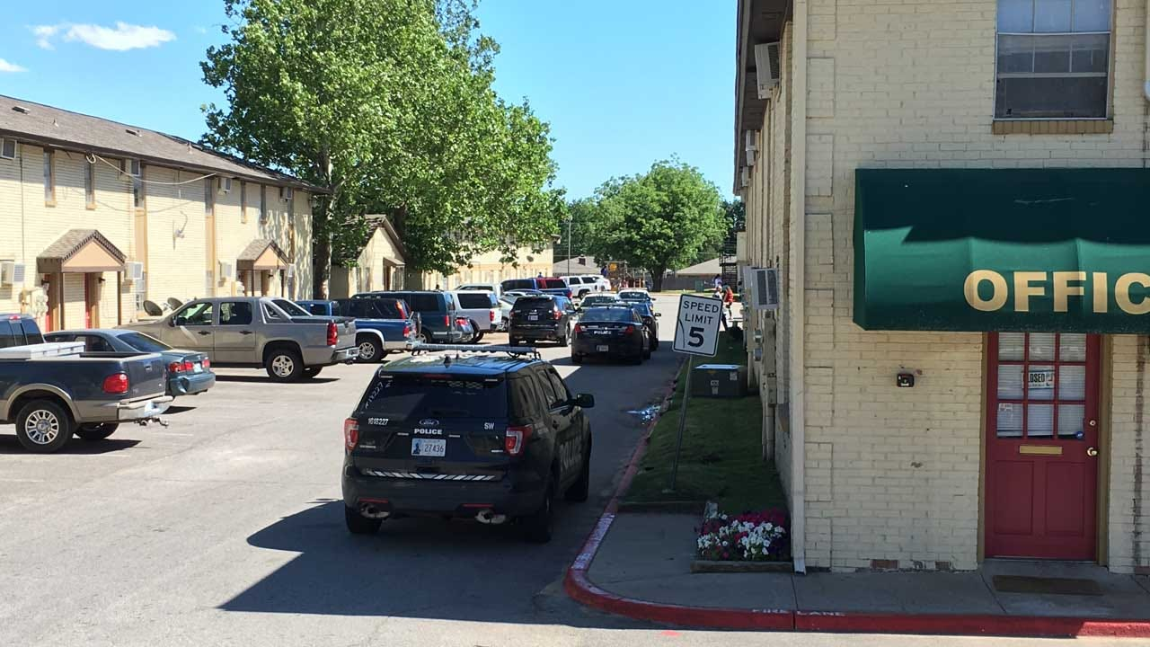 One Taken To Hospital After NW OKC Shooting
