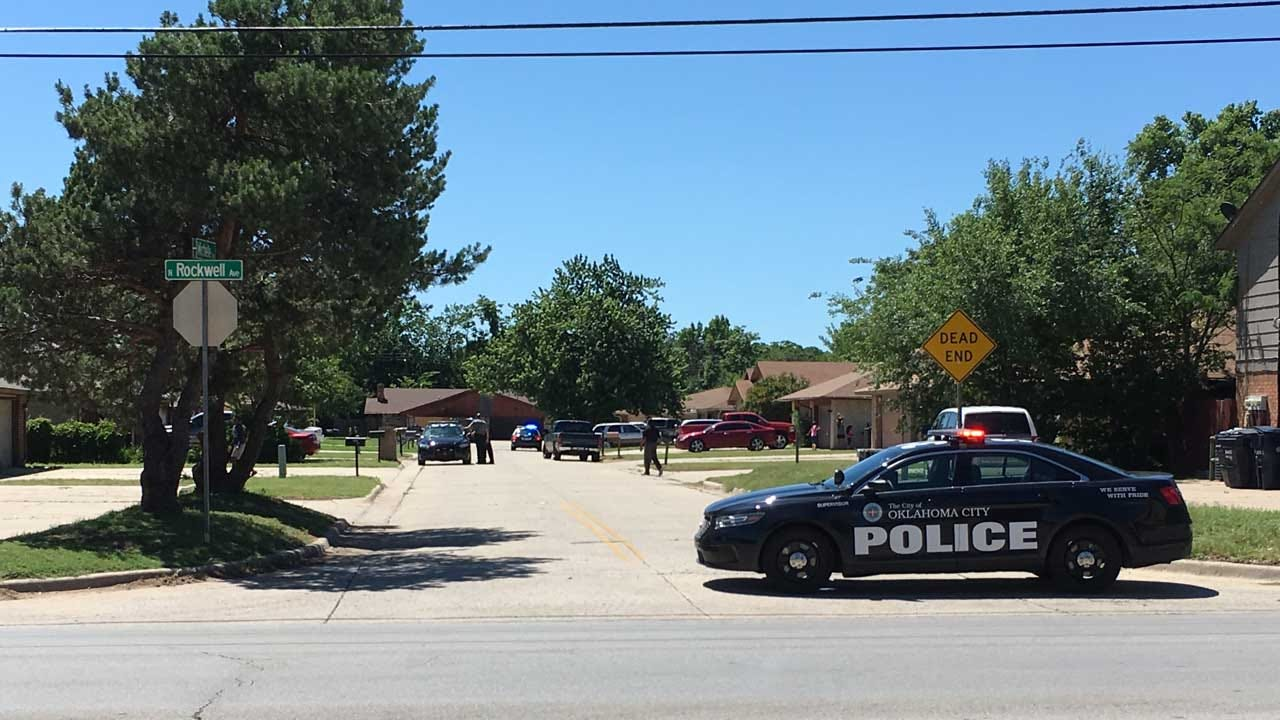 Police Investigating After Shooting In NW OKC