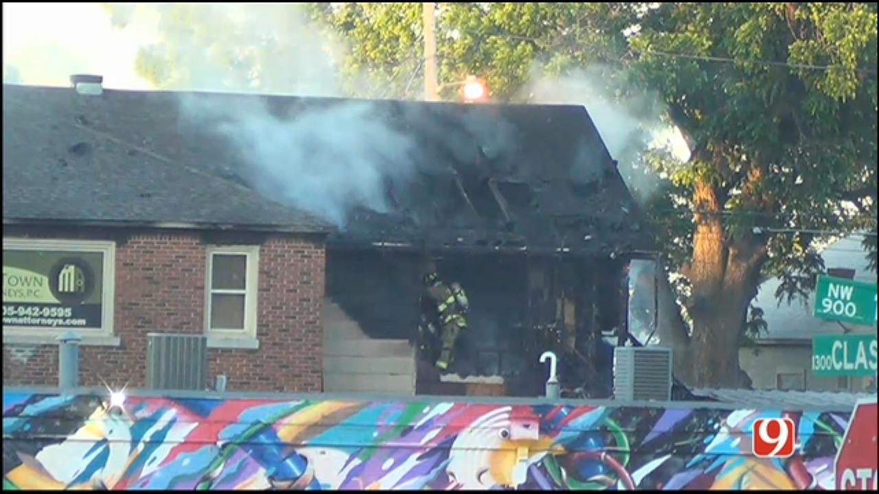 Early Morning Fire Kills One Near Midtown