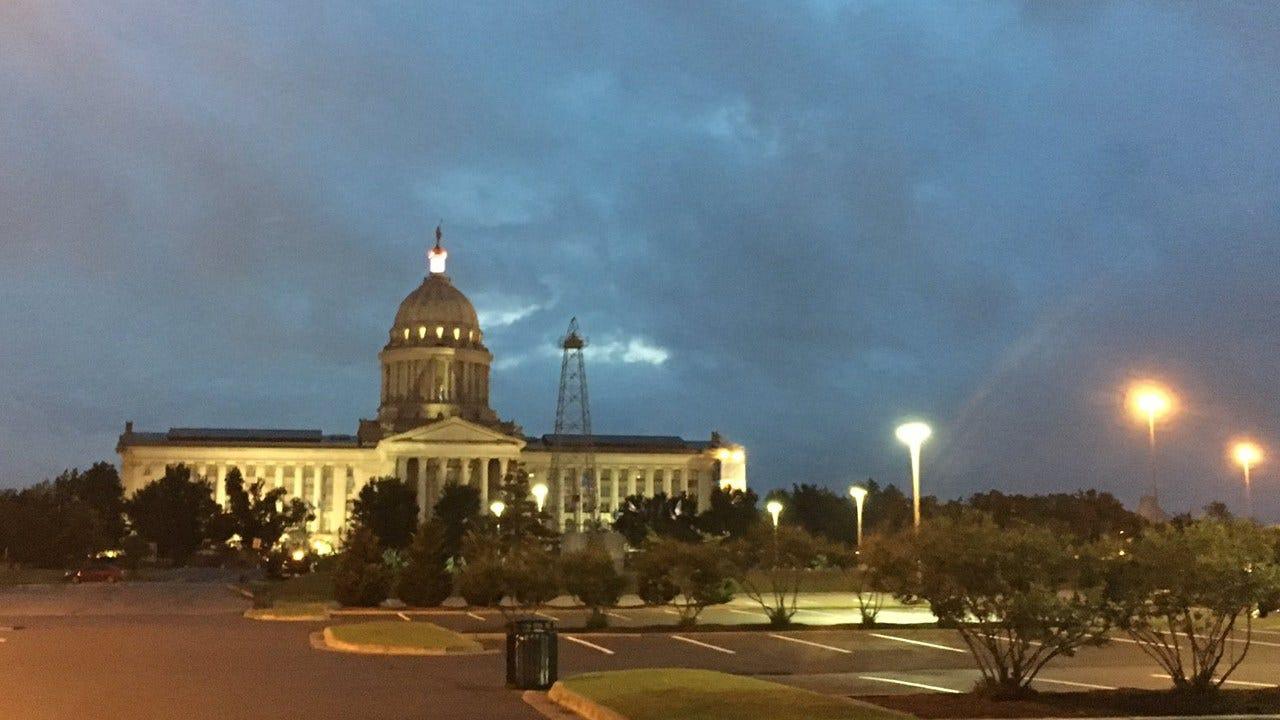 OK Senate Passes Budget Bill Wednesday Night
