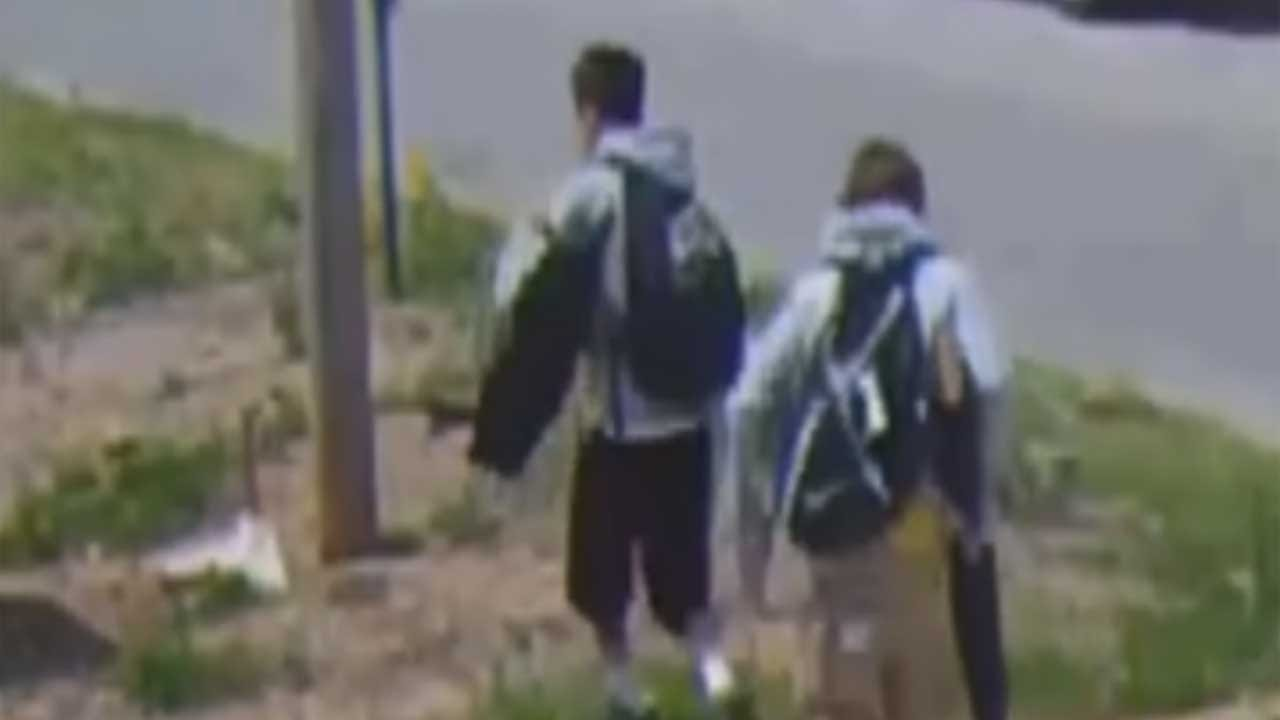 OKC Police Look To Identify Two Teen Boys Accused Of Stealing Guns