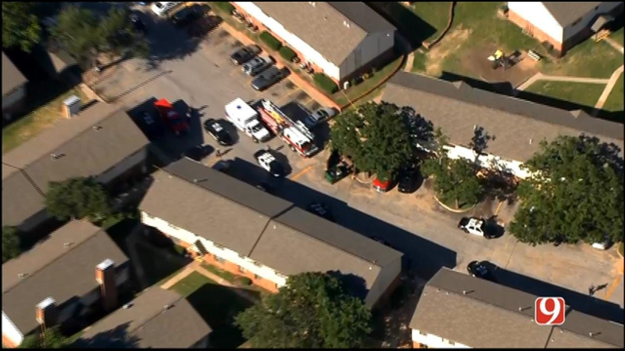One Dead After Shooting At NW OKC Apartment, Suspect At Large