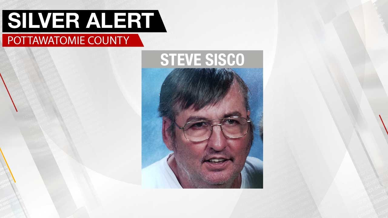 Silver Alert Issued For Pottawatomie County Man
