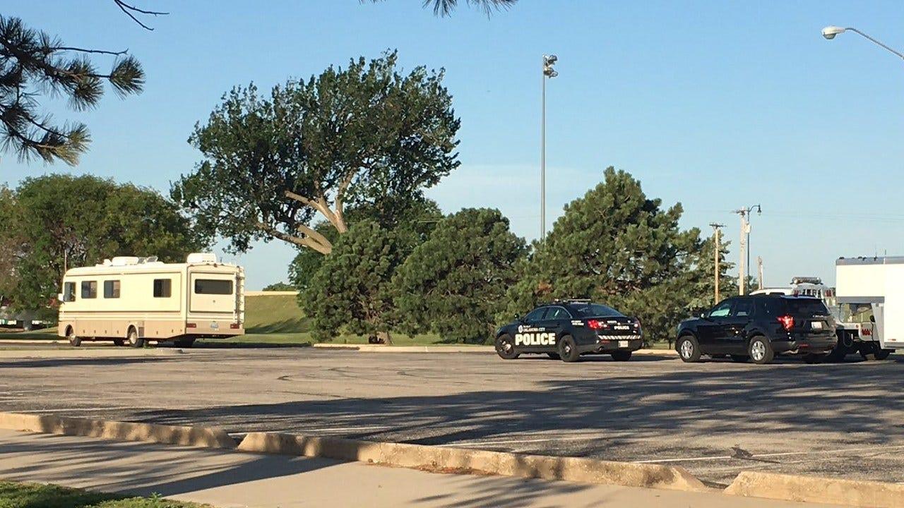 OKCPD Arrests Man After Finding Grenades In RV