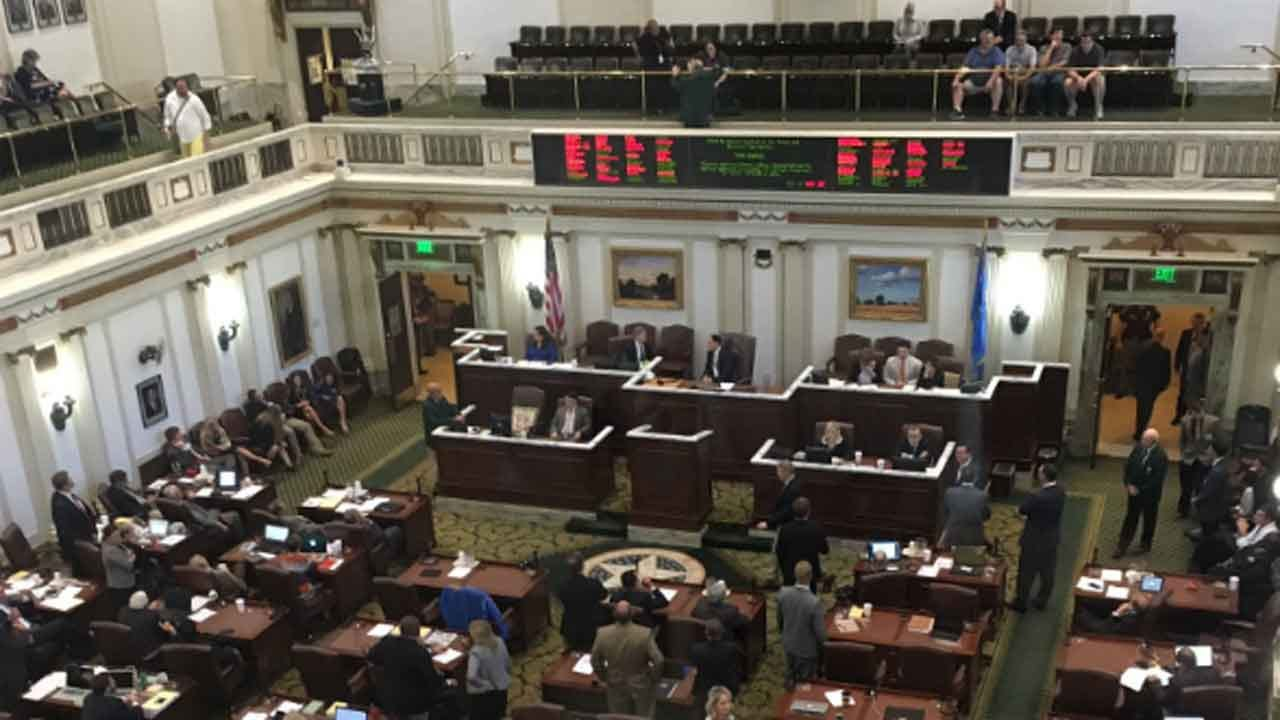 Oklahoma House Sends $6.9B Budget Plan To Governor's Desk