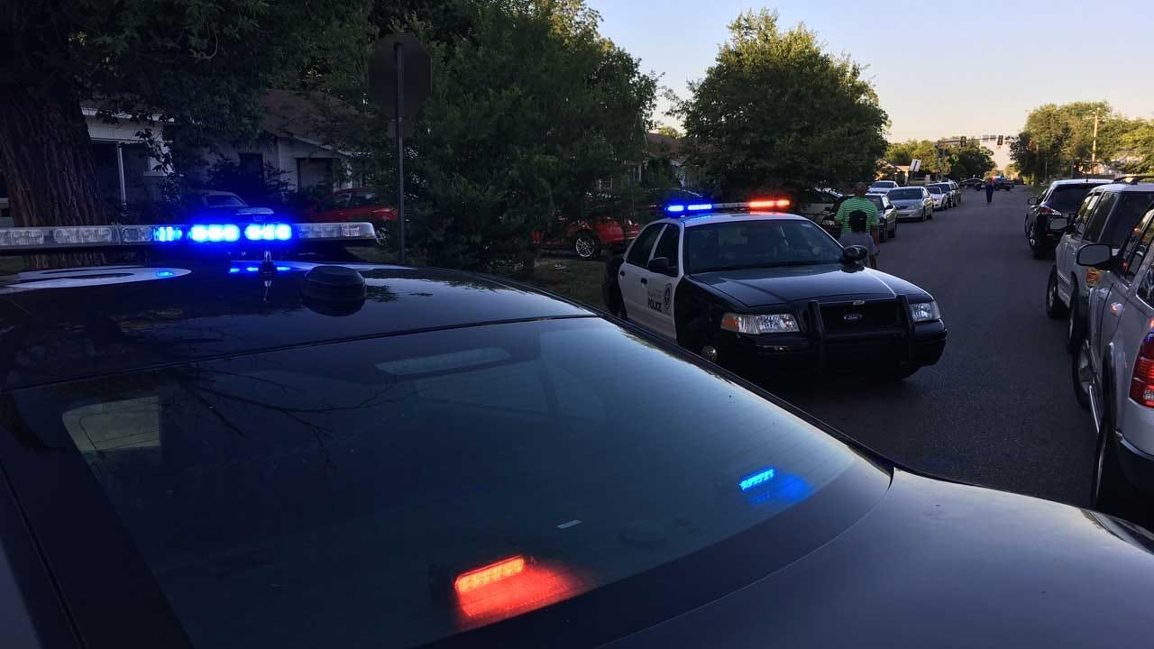 OKC Police Investigate Shooting After Auto-Pedestrian Crash