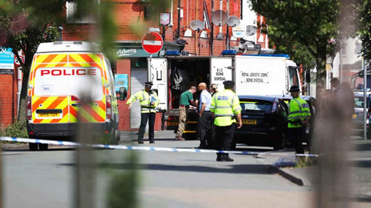 British Police Arrest Two More In Manchester Bombing Investigation