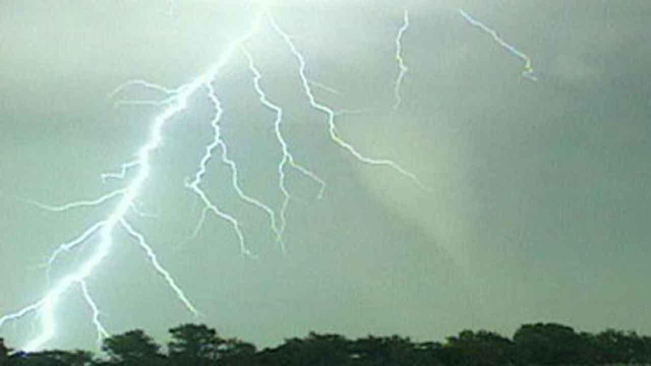 Man Struck By Lightning Near Turner Falls