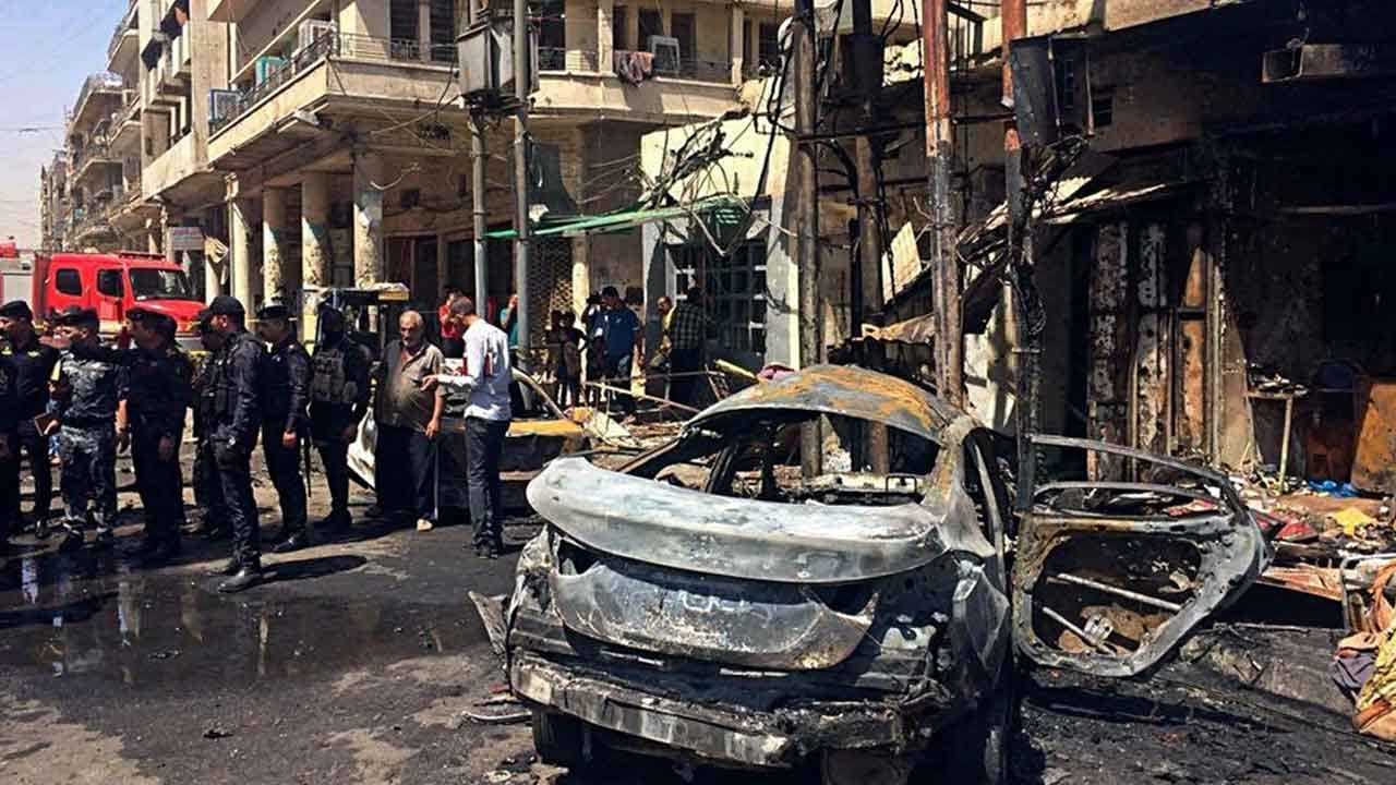 24 Killed In Nighttime, Early Morning Bombings In Baghdad