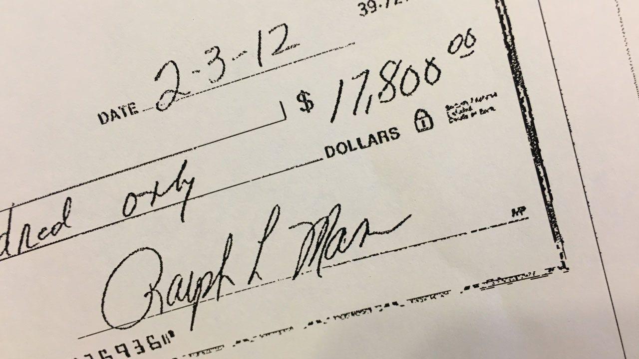Former OKC Neighborhood Association Treasurer Accused Of Embezzling $200,000