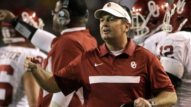OU Football: Start Times Announced For Games Against UTEP, Tulane