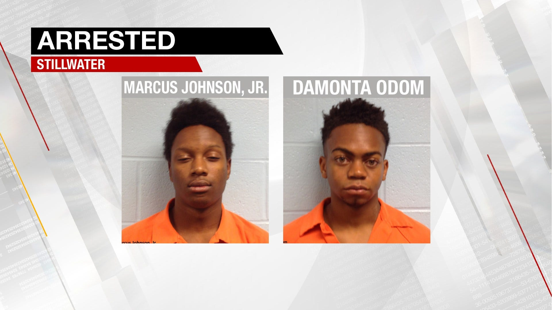 Stillwater Police Arrest Five For May Home Burglary