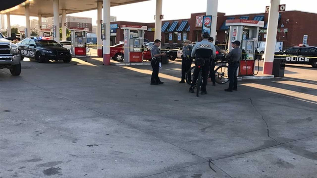 Police Investigating Double Shooting At Metro Convenience Store