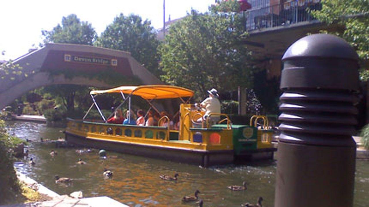 Bricktown Water Taxi Ridership Declining
