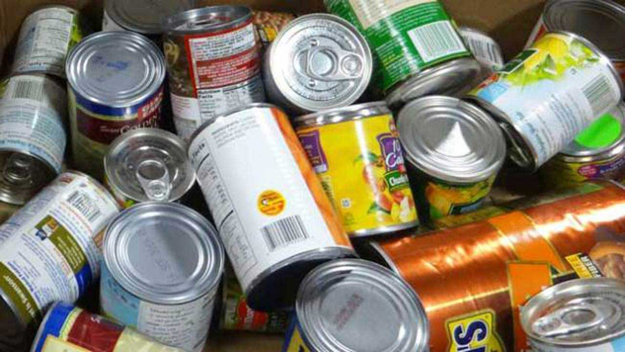 2017 Oklahoma Letter Carriers' Food Drive
