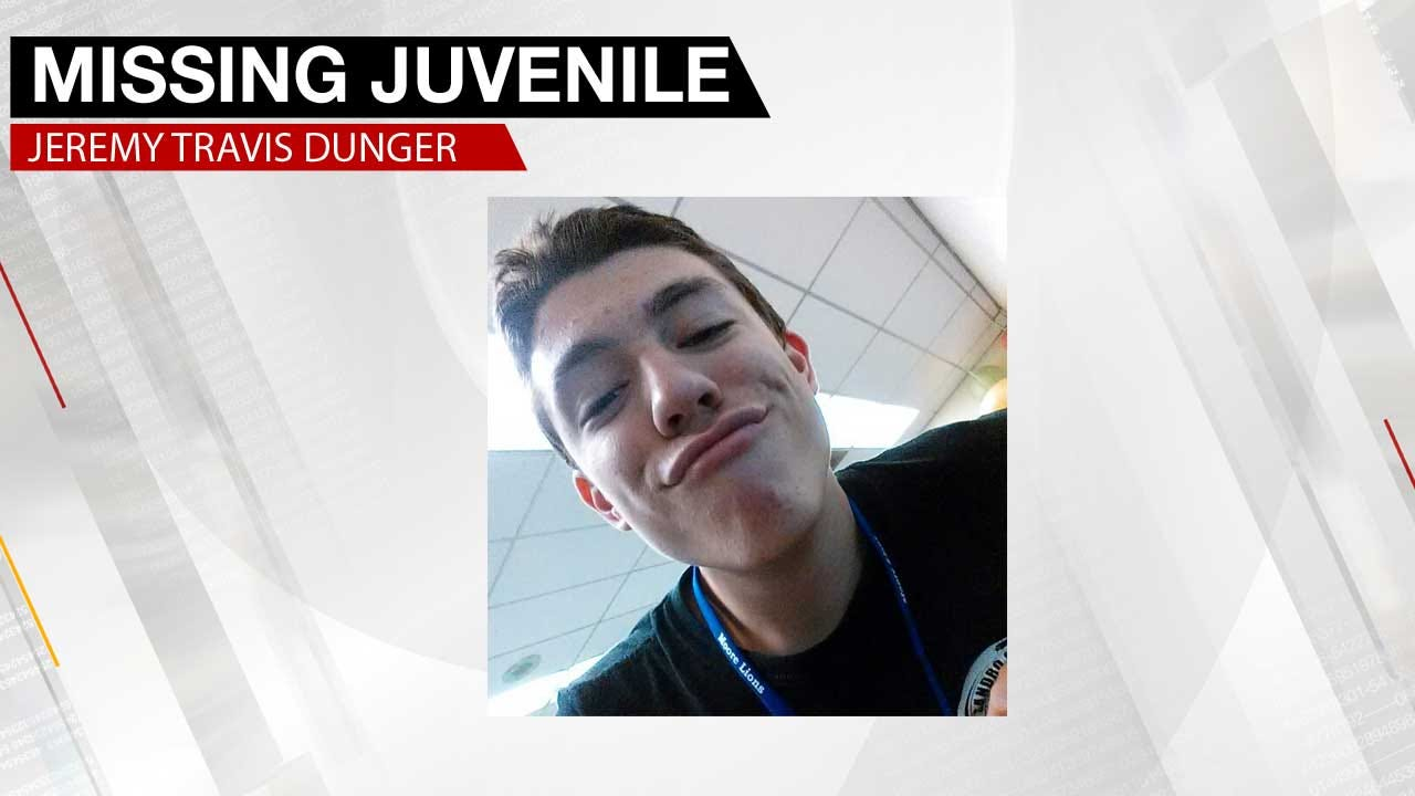 OKC Police: 17-Year-Old Boy Found, Safe With Family