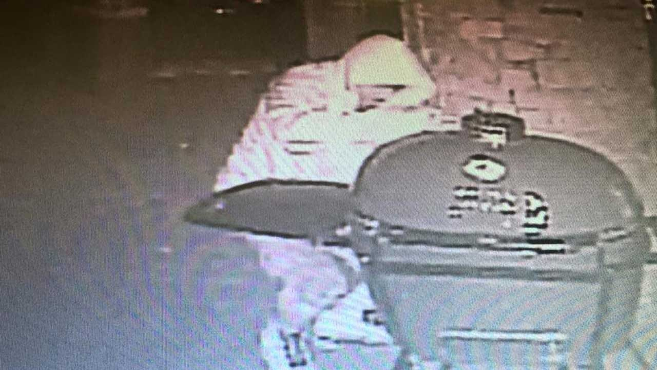 Thief Caught On Camera Stealing High-End Grills From OKC Store