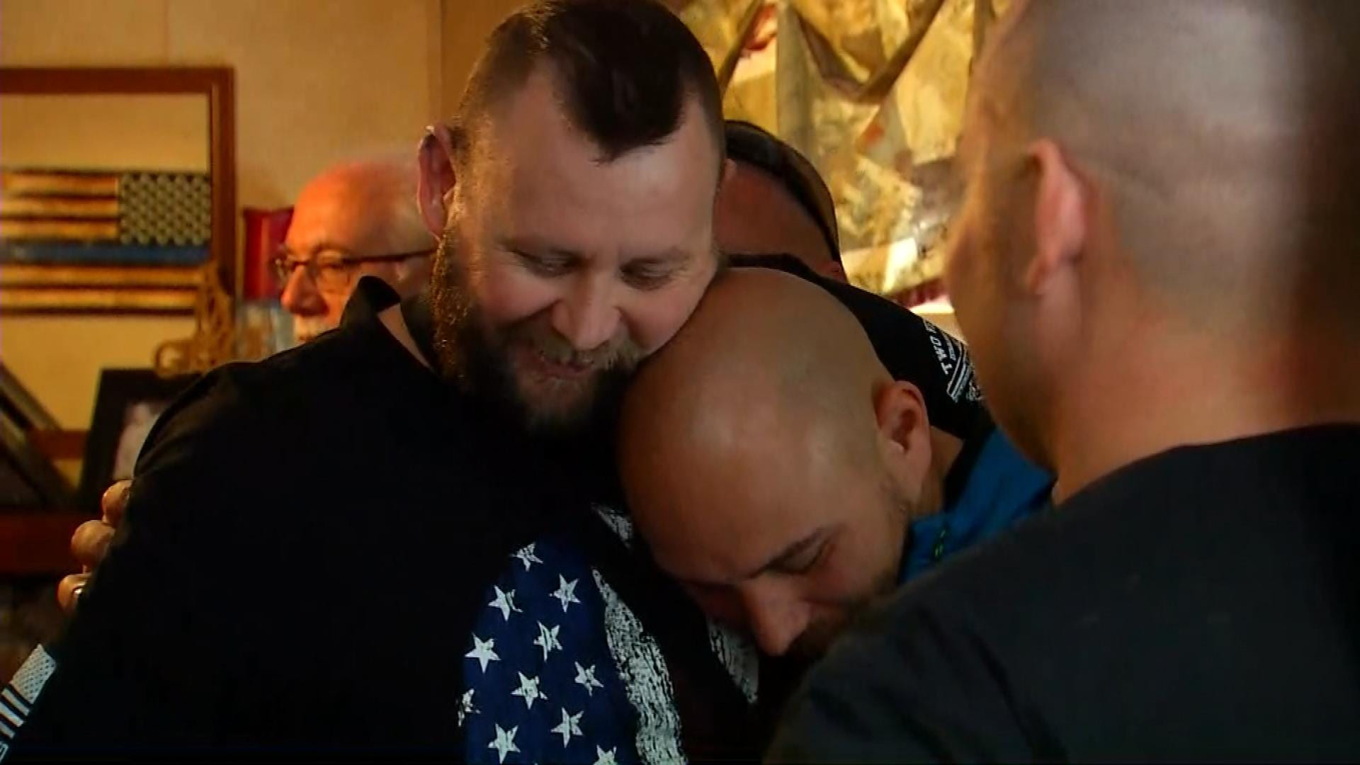 Chickasha Officer Receives Support From Veterans Non-Profit