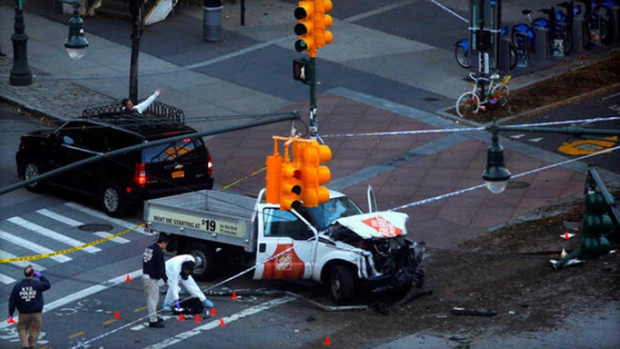 NYPD: NYC Terror Suspect Planned Attack For Weeks