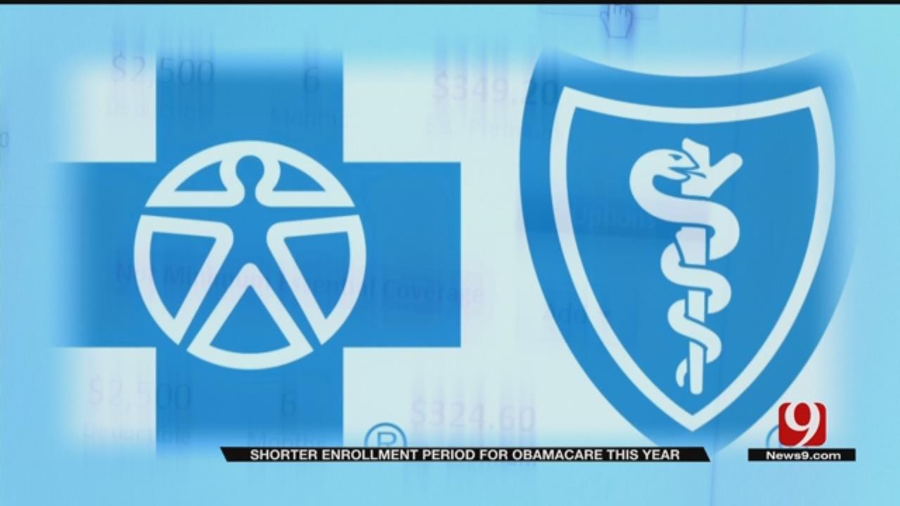 Open Enrollment Begins For Obamacare