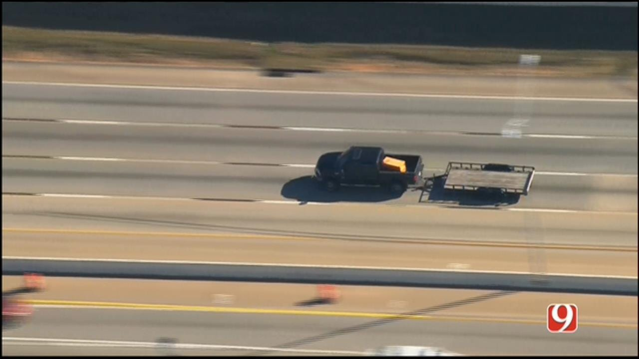 Wild Metro Police Chase Ends With Suspect Tased, Taken Into Custody