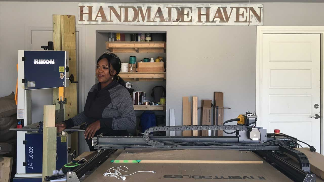 Norman Woman Inspires Others To Do-It-Yourself